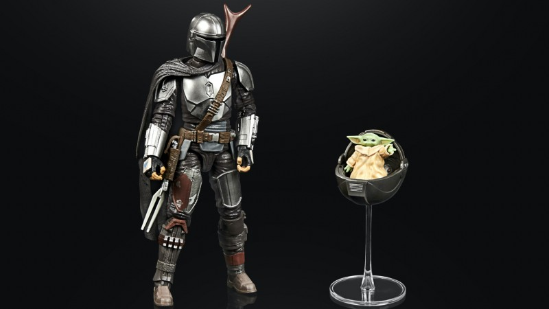 Hasbro's Mando Mondays Kicks Off With New The Mandalorian Figures