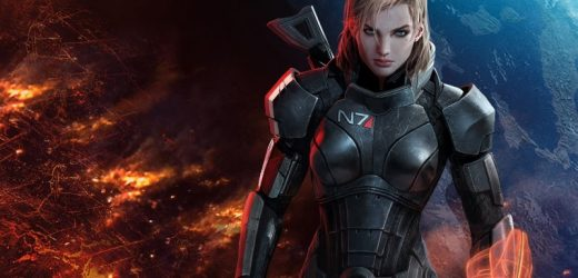 Mass Effect Dungeons & Dragons Homebrew Relieves Remaster Anticipation And Turian Withdrawl