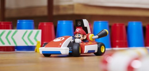 Could Mario Kart Live: Home Circuit Be Nintendo's Big Holiday Hit?
