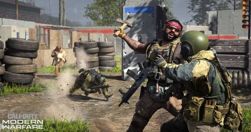 Hallelujah! Call Of Duty Update Makes The Game File Smaller