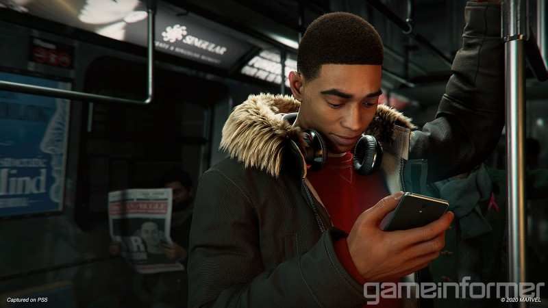 Five Ways Marvel's Spider-Man: Miles Morales Is Optimized For PS5