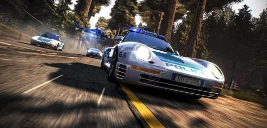 Need For Speed Hot Pursuit Is Back With A Souped-Up Remaster