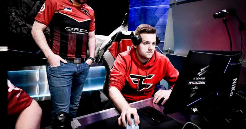 CS:GO: G2 Esports Signs FaZe Superstar NiKo
