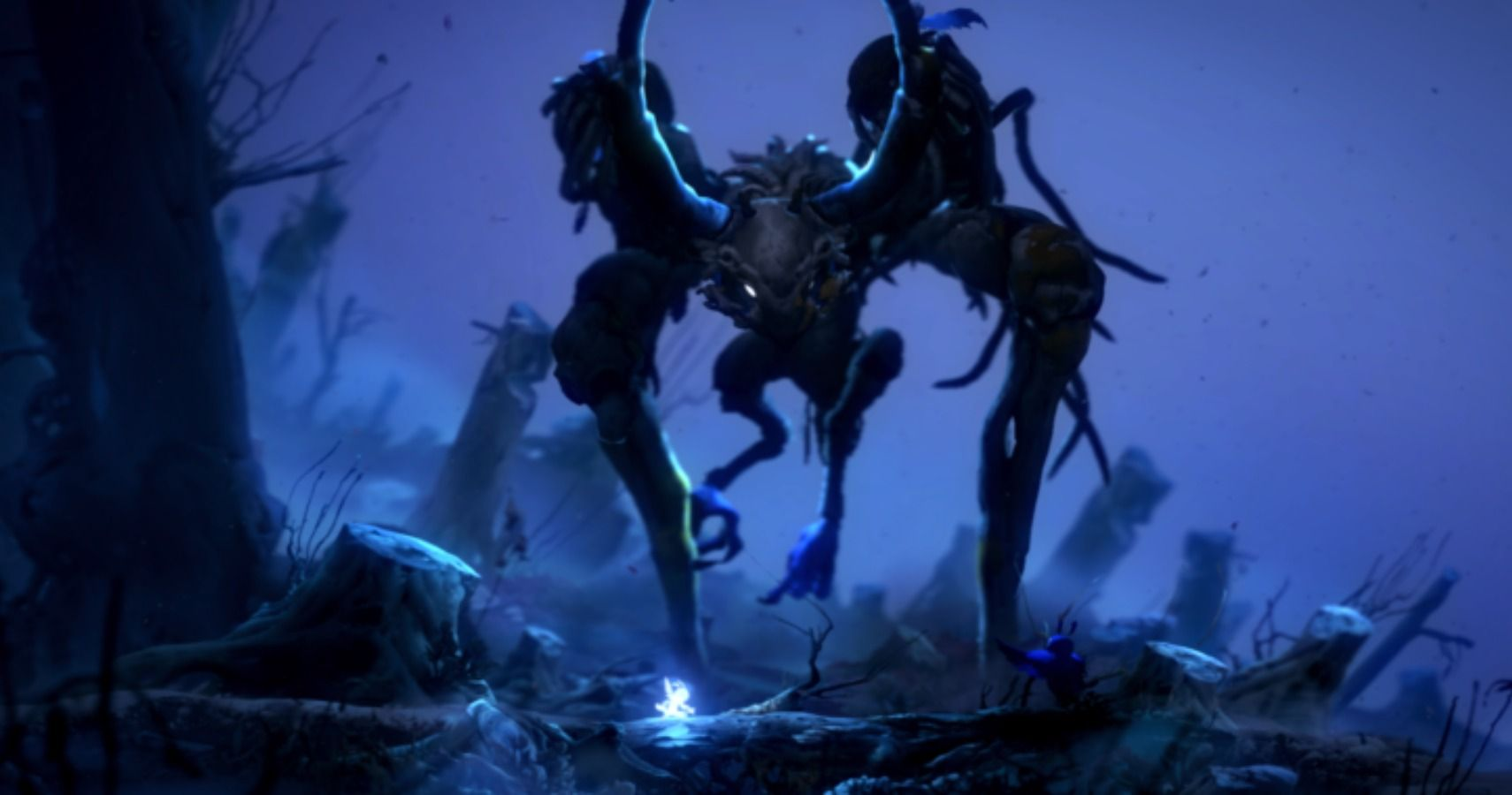 How Final Fantasy Inspired Ori And The Will Of The Wisps