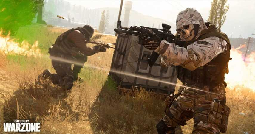 There Are Invisible Enemies In Call Of Duty: Warzone
