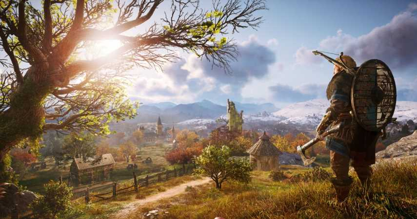 Assassin's Creed Valhalla Preview – The Weirdest Game In The Series By Far