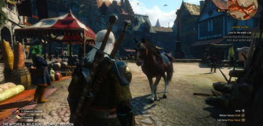 The Witcher 3 Switch Update 3.7 – Patch Notes
