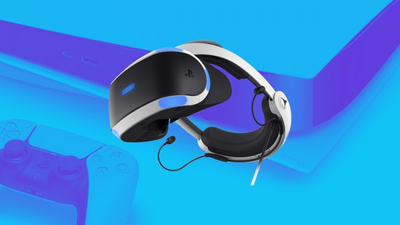 PSVR Is Backwards Compatible With PS5, But You'll Need A Different Camera