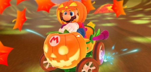 Mario Kart Tour's Halloween Tour Launches Today: Here's What's New