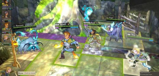 Promising Early Access RPG Wildermyth Needs Help Upgrading Its Soundtrack