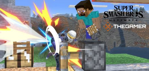 Smash Bros. Ultimate Challenger Pack 7 Review: Bring Your Minecraft Big Brain