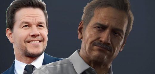 Mark Wahlberg May Have Just Revealed Our First Look At Sully In The Uncharted Movie
