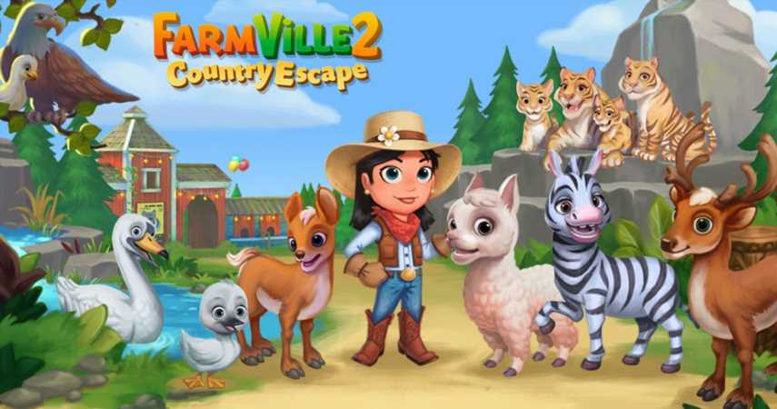 FarmVille 2 Is Alive And Well (And It Just Released Its Biggest Update Yet)