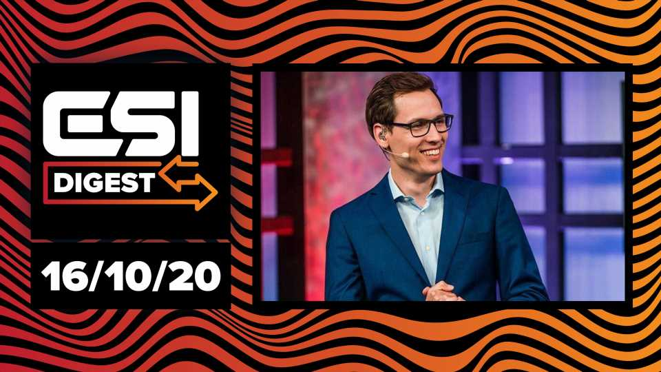 DreamHack Sports Games' new CEO, Deficio joins Misfits | ESI Digest #14