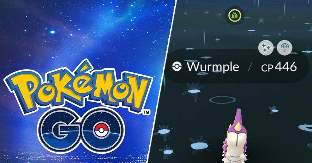 Pokemon GO Shiny Wurmple: How to catch shiny Wurmple?