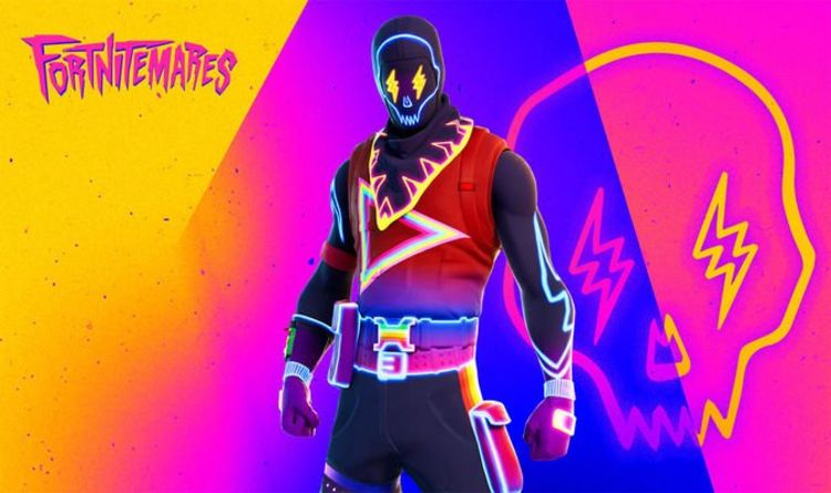 Fortnite live event: Last chance for Halloween J Balvin Party Trooper skin
