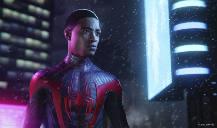 Spider Man Miles Morales release time: When does new Spider-Man game come out?