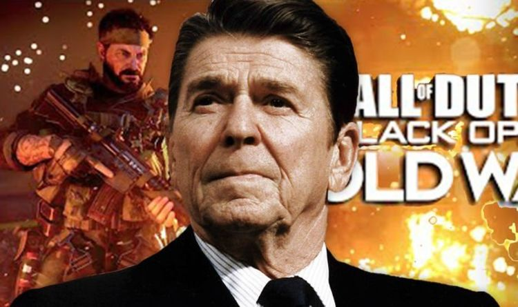 Call of Duty: Reagan's true target exposed in secret files on game's Cold War mission
