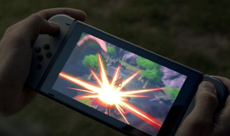 Forget Zelda Breath of the Wild 2, this new Nintendo Switch Hyrule release is coming next