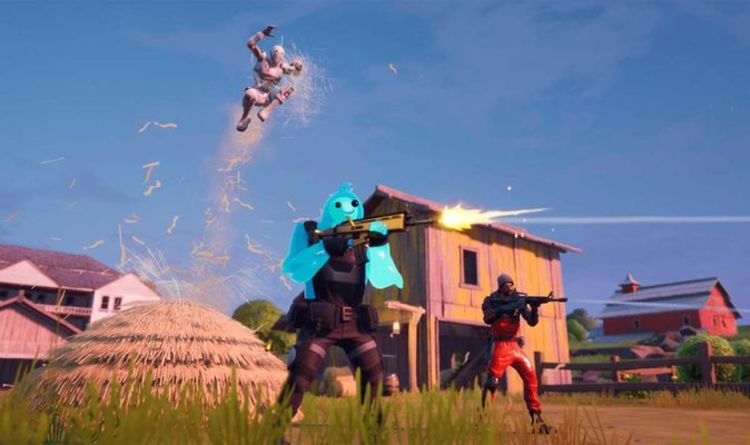 Fortnite downtime: Servers shutting down – how long is Fortnite down for update 14.60?