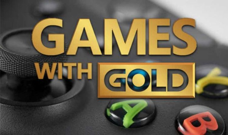 Games with Gold December 2020 news with surprise Xbox Live free games trial update