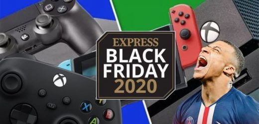 PlayStation, Xbox, Nintendo Switch Black Friday deals: Biggest console and game discounts