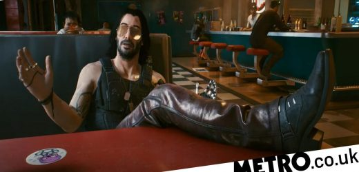 Keanu Reeves loves Cyberpunk 2077, but no DLC info until 2021