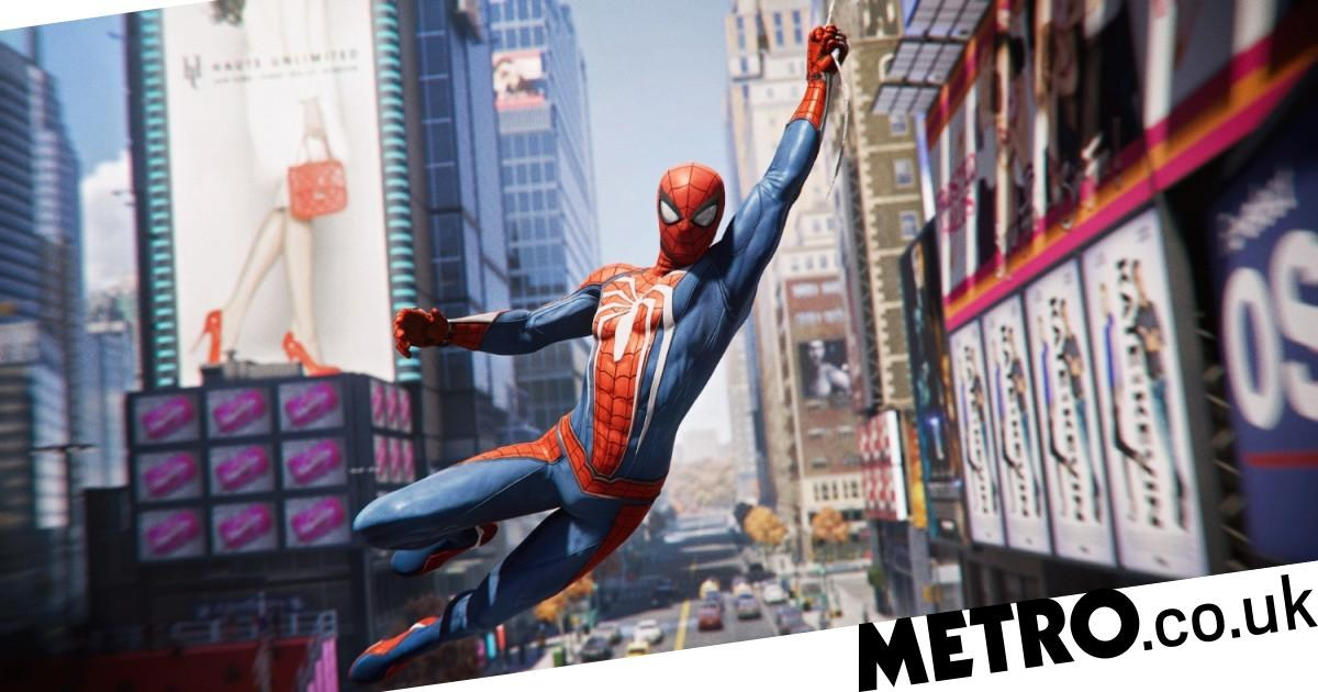 Asda Black Friday 2020 video game deals offer Spider-Man and Avengers savings