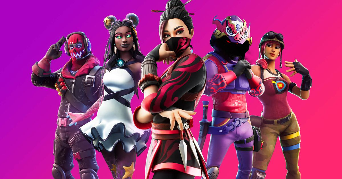Fortnite on PS5 and Xbox Series X will get big improvements