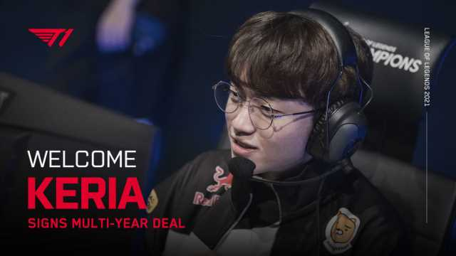 T1 to add DRX's Keria to 2021 roster – Daily Esports