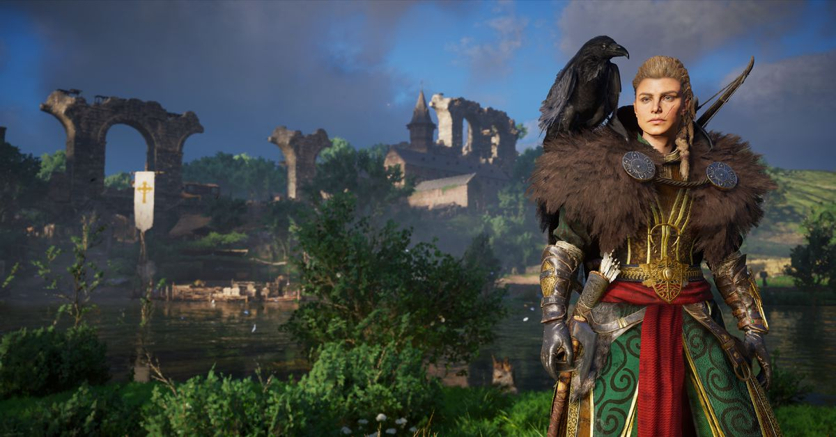 In the huge sprawl of Assassin's Creed Valhalla, a cutting story of faith and family