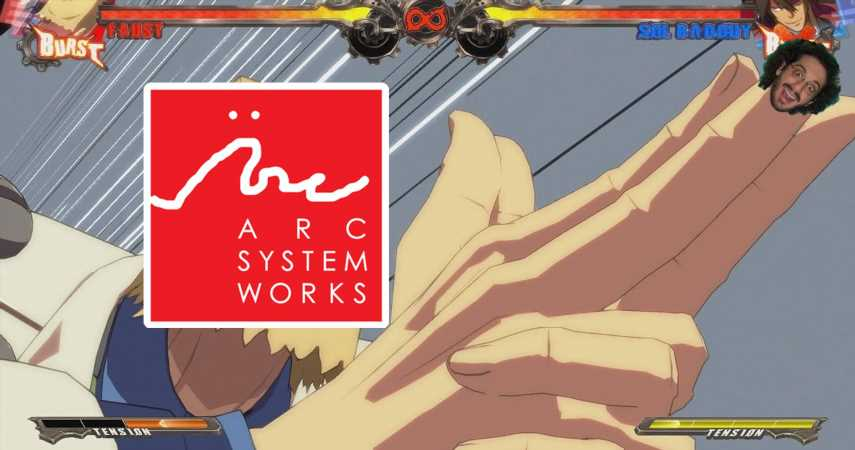 Arc System Works Suspends Lab Zero Founder MikeZ From Guilty Gear Update