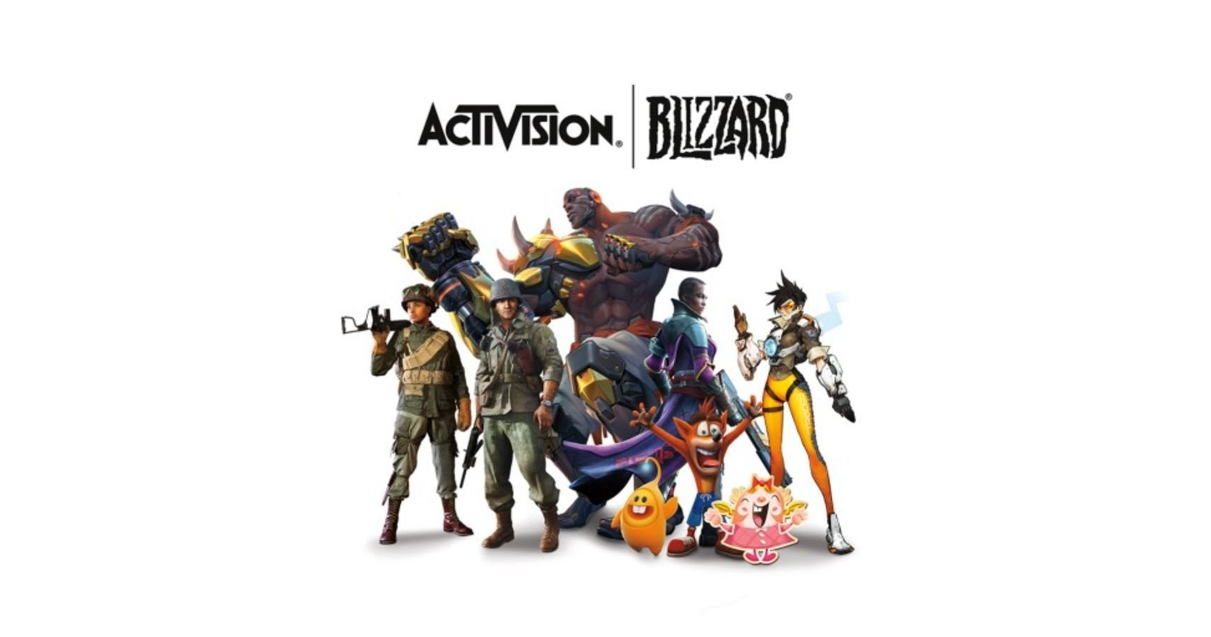 Activision Blizzard Wants To Bring All Its Franchises To iOS And Android