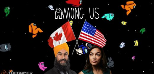 AOC Building International Coalition Of Among Us Politicians By Streaming With Canadian Counterpart