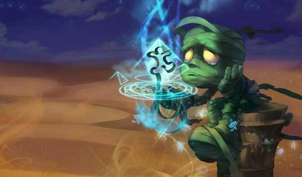 Amumu added to nerf list in League's Patch 10.24 preview following Bami's Cinder hotfix