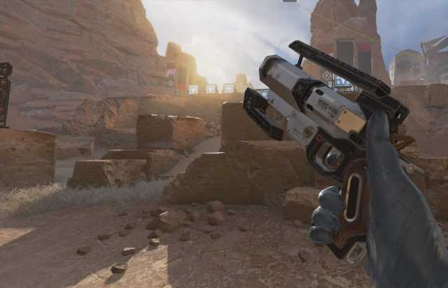 Wingman is overpowered with the Quickdraw Hop-Up in Apex Legends