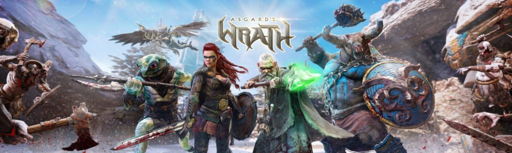 Buy Oculus Quest 2 and Get Asgard's Wrath for Free