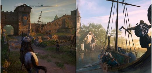 10 Major Differences Between the PS4 and PS5 Versions of Assassin's Creed: Valhalla