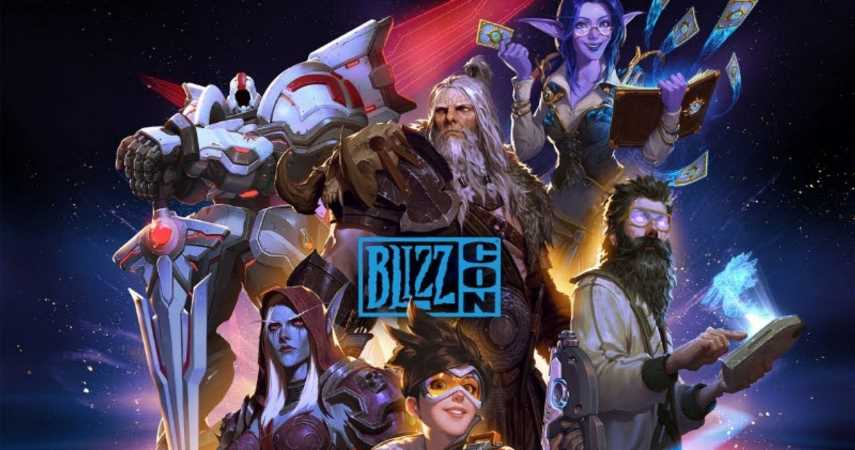 BlizzConline Won't Charge For Admission To Its Livestreamed Event
