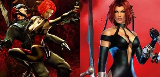 BloodRayne & BloodRayne 2: Terminal Cut Editions Available Now On GOG And Steam