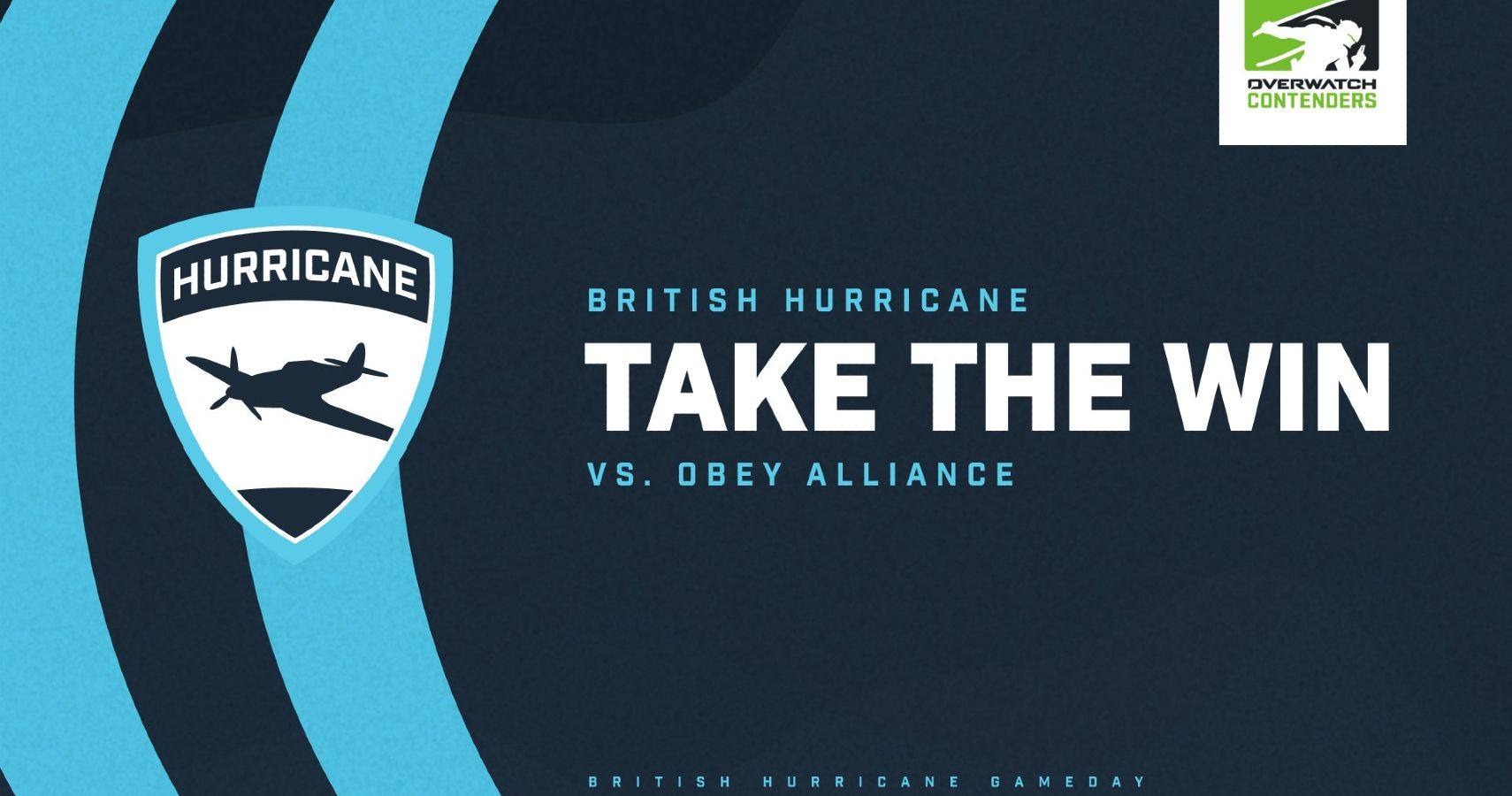 British Hurricane Dominates EU Overwatch Contenders October Tournament