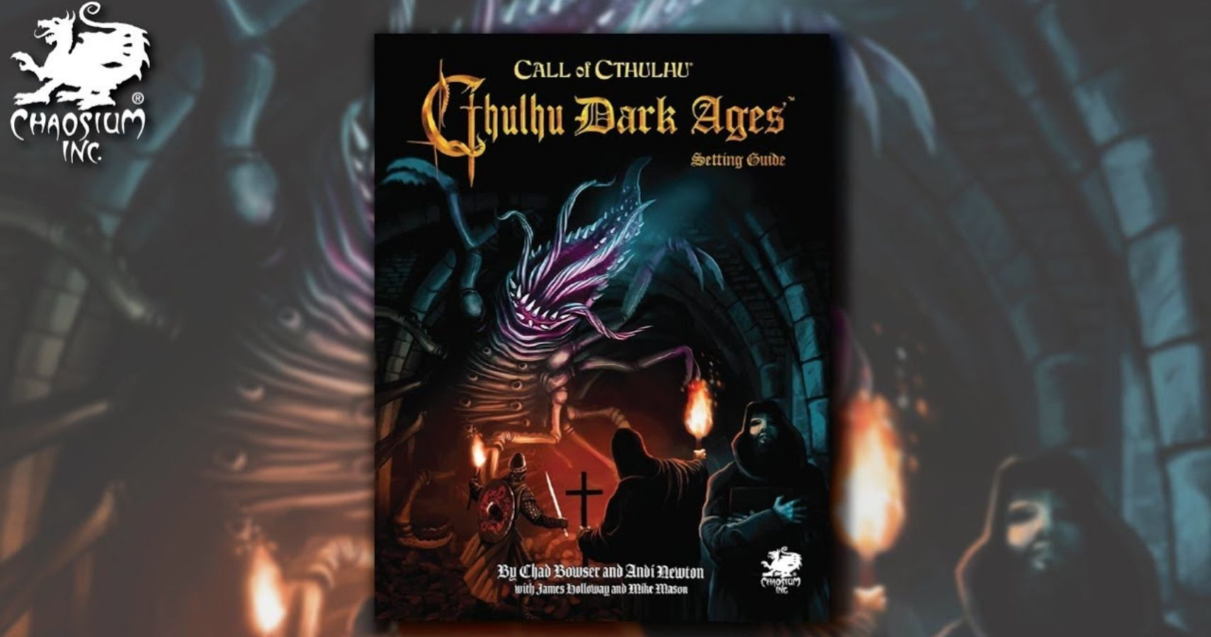 Download These Cthulhu Dark Ages Handouts And Pre-gen Characters For Free