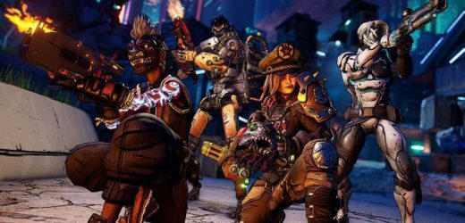Borderlands 3 Runs At 120fps In Performance Mode On PS5 And Xbox Series X