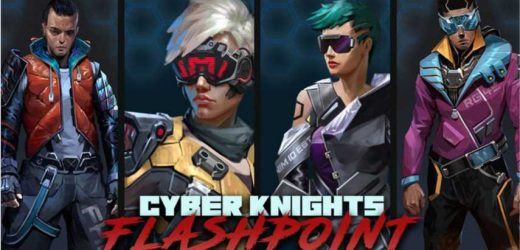 Cyberpunk Tactical RPG Cyber Knight: Flashpoint Reveals First Gameplay Trailer