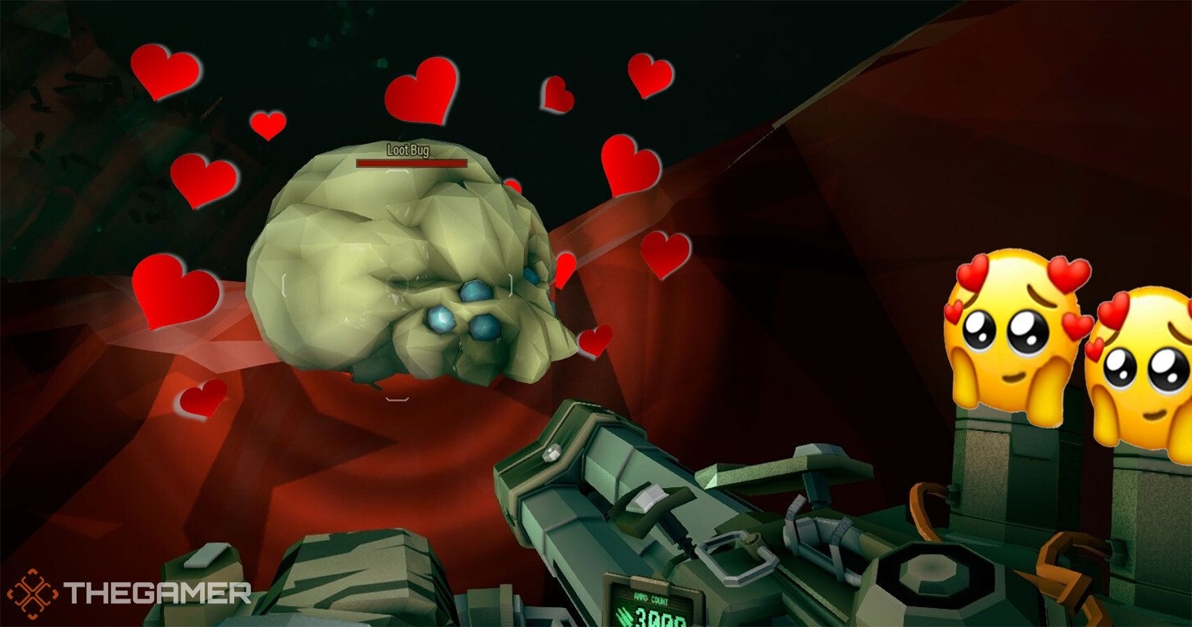 Deep Rock Galactic's Adorably Killable Loot Bug Made Me Fall In Love With The Game