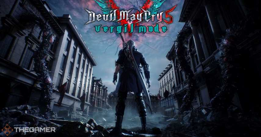 Capcom Producer Outlines What Players Can Expect From Devil May Cry 5's Vergil Mode
