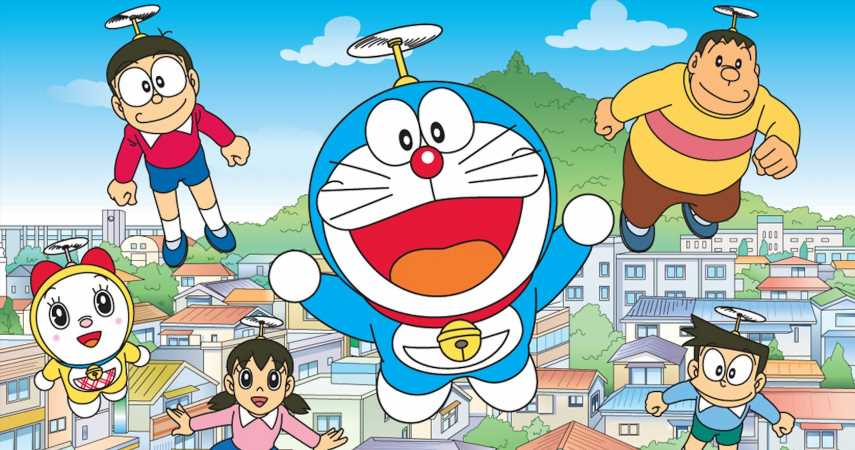 Four 3DS Doraemon Games Are Being Bundled Together For The Switch