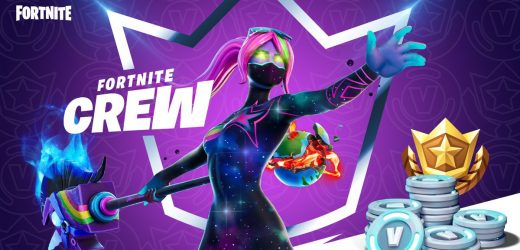 Fortnite getting a subscription service, Fortnite Crew