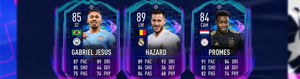 Road to the Final – Team 2 mit Julian Draxler und Eden Hazard