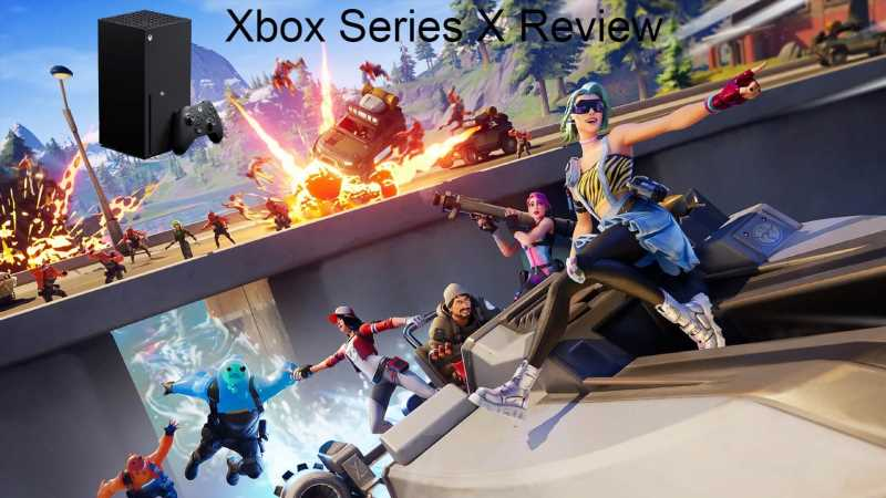 Fortnite: Battle Royale Xbox Series X Review
